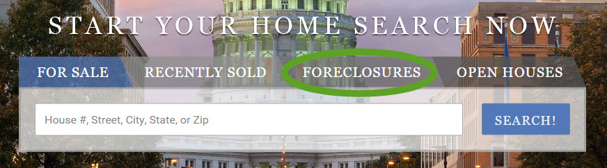 Search for Madison WI Foreclosures
