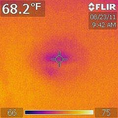 example of thermal imaging